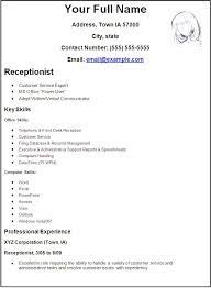 Free Easy Resume Template Resume Examples Free Easy How To Build Resume Template Sample