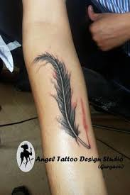 satty tattoo artist at angel tattoo design studio known for