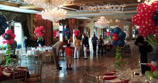 Dr Seuss Decorations Balloon Decorations Balloon Decorations In New Jersey Balloon