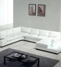 Leather Sofas Modern Modern Furniture Modern White Top Grain Leather Sofa Modern