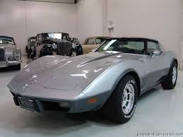 25th anniversary corvette value 1978 corvette silver anniversary special edition daniel
