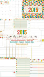 printable weekly and monthly planner 2015 443 best organization planning book ideas images on pinterest