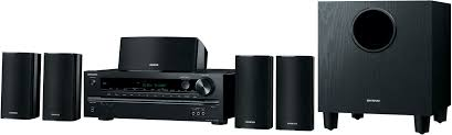 best home theater speaker package onkyo ht s3700 home theater good thing comes from small package
