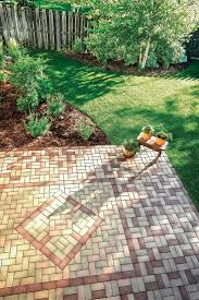 concrete pavers creative paver design ideas tips install