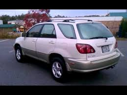 pictures of 2000 lexus rx300 2000 lexus rx300 with 77 000 pearl white