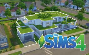 Eco Home Decor The Sims 4 House Building Modern Eco Home Youtube