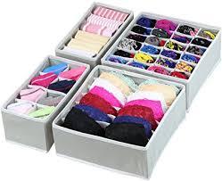 Underwear Organizer | amazon com simplehouseware closet underwear organizer drawer
