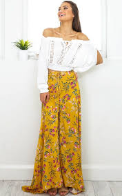 maxi skirt flourish maxi skirt in yellow floral showpo