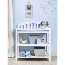 Blue Changing Table Sophisticated Infant Changing Table Navy Blue Finish Hardwood