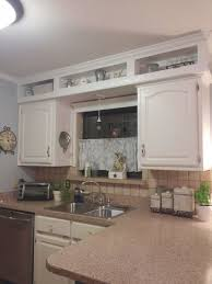 kitchen crown molding ideas 25 soffit ideas ideas only on crown molding regarding