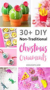 30 glamorous diy christmas ornaments you can make with your kids
