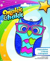 amazon com colorbok vmc makit and bakit spart 12 piece holiday kit