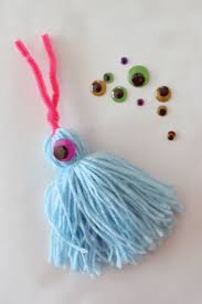 best 25 yarn monsters ideas on pinterest valentine crafts for