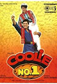 biography of movie coolie coolie no 1 1995 imdb