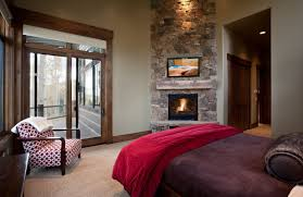 Small Corner Bedroom Fireplaces Inspiring Interior Designs Focused On Corner Fireplaces