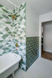 bathroom green glass mosaic tile sheets green glass mosaic wall
