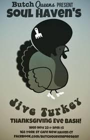 ra soul s jive turkey thanksgiving bash at 168 york st