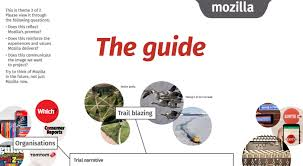 the guide mozilla open design