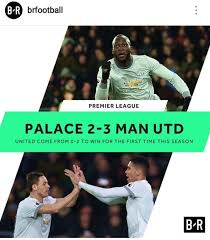 English Premier League Memes - the best reactions and memes from man utd s victory over crystal