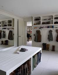Storage Ideas For Laundry Room Cowboy Boot Storage Ideas Laundry Room Traditional With Coat Rail
