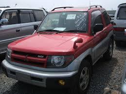 mitsubishi shogun 1998 1998 mitsubishi pajero io u2013 pictures information and specs auto