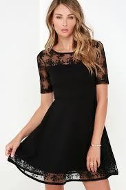 klshort black dresses beautiful black dress sleeve dress mesh dress 83 00