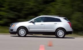 srx cadillac reviews 2010 cadillac srx 2 8t test review car and driver