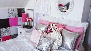 White Bedroom Tour Belindaselene Modern Shabby Chic Room Tour