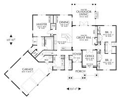 craftsman house plans with basement 14 best house plans images on square