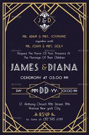 deco wedding invitations deco wedding invitation vol 2 by totemdesigns graphicriver