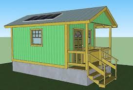 200 sq ft house plans 200 sq ft quixote cottage tiny cabin design