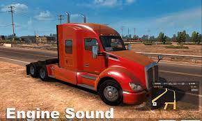 kenworth w900 engine engine sound american truck simulator mod ats mod