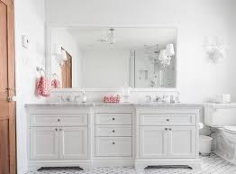 octagon tiles transitional bathroom