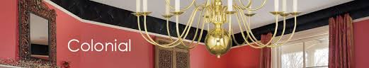 colonial lighting and home decor lamps beautiful