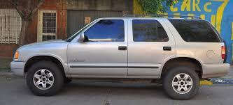 2000 Gmc Jimmy Interior Chevrolet S 10 Blazer Wikipedia
