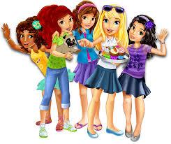 let s be friends explore lego friends lego friends