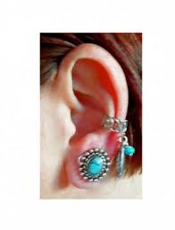 pressure earrings pressure clip on earringsearlums