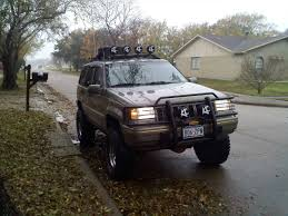 ghetto jeep midnightluckey 1995 jeep grand cherokee specs photos