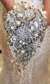 Wedding Flowers For The Bride - best 25 wedding brooch bouquets ideas on pinterest brooch