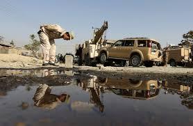 Taliban Flag Taliban Attack Afghan City That Briefly Fell A Year Ago News 1130