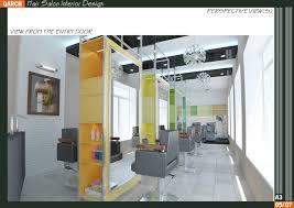 4 hair salon interior design 3d model cgtrader