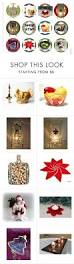 holiday home decorations by glowblocks on polyvore featuring