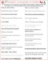 free printable reindeer activities free printable advent calendar activities making lemonade