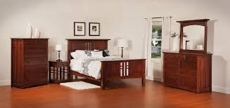 Amish Made Bedroom Furniture by Wood N Choices