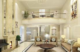 interior design ideas for living room and kitchen plaid sofa home interior design living room with stairs