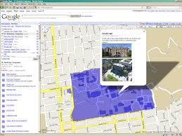 Uc Berkeley Campus Map Describing Geographical Objects Erik Wilde Uc Berkeley
