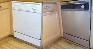 can you paint kitchen appliances liquid stainless steel paint kits are perfect for kitchen