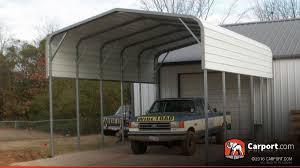 rv carport 18 u0027 x 26 u0027 with metal roof rv carports carports com