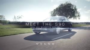 volvo s90 head up display u0026 information systems youtube