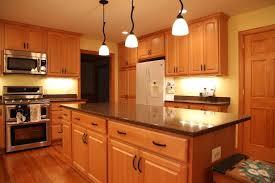 pine kitchen furniture remodeled kitchen northern va pine cabinets tile